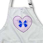 click on Blue Butterfly Heart- Love Art- Nature to enlarge!