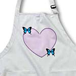 click on Blue Butterflies Heart- Love Art- Nature to enlarge!