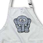 click on Cute Gray Elephant to enlarge!