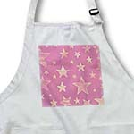 click on Pink with Peach Stars- Fun Art to enlarge!