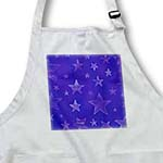 click on Patriotic Blue Stars- USA- Design Colors- Art to enlarge!