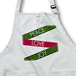 click on Green and Red Peace, Love and Joy- Inspirational Words- Christmas to enlarge!