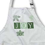 click on Green Joy and Snowflakes- Holiday Inspirations to enlarge!
