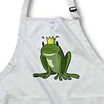 click on Green Prince Frog With Crown to enlarge!