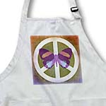 click on Purple Butterfly Peace Sign- Inspirational Art to enlarge!