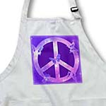click on Universe Peace Sign Purple Butterflies- Inspirational Art to enlarge!
