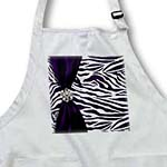 click on Purple and White Zebra Patterned to enlarge!