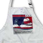 click on Labor Day, Flag Eagle  to enlarge!