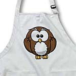 click on Cute Baby Cartoon Owl to enlarge!