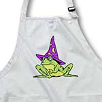 click on Frog Wizard With Purple Hat to enlarge!