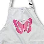 click on Painted Pretty Pink Butterfly- Nature Art to enlarge!