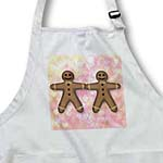 click on Gingerbread Friends Love- Hearts- Art to enlarge!