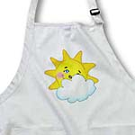 click on Cute sun with cloud to enlarge!