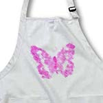 click on Pink Paint Sketch Butterfly- Nature Art to enlarge!