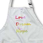click on Love, Dream, Hope Butterfly- Inspirational Words- Motivational to enlarge!