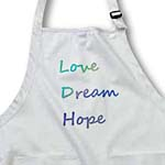 click on Glitter Love, Dream, Hope- Inspirational Words- Motivational to enlarge!