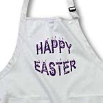 click on Easter Greeting Rabbit Faces Font in Purple to enlarge!