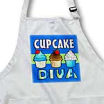 click on Cupcake Diva - Kawaii Cakes - Blue to enlarge!