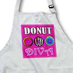 click on Donut Diva - Kawaii Sweets - Pink to enlarge!