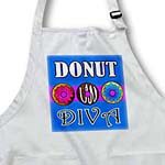 click on Donut Diva - Kawaii Sweets - Blue to enlarge!