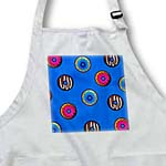 click on Cute Donut Print on Blue to enlarge!