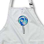 click on Yummy Lollipop - Kawaii Candy - Blue to enlarge!