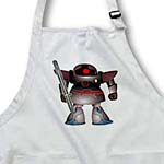 click on Gray n Red Robot to enlarge!