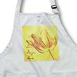 click on Yellow Tulip Sketch- Flowers- Inspirational Words- Live, Laugh, Love to enlarge!