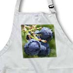 click on Painted Blueberries- Fruits- Food Art to enlarge!