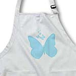 click on Light Blue Spring Butterflies- Art- Nature to enlarge!