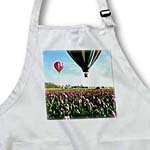 click on Tulip Field With Hot Air Baloons to enlarge!