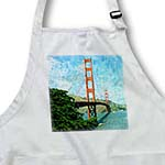 click on Golden Gate Bridge Impressionism to enlarge!