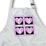 click on Pink Hearts Hugs and Kisses- Lovable Art to enlarge!