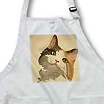 click on Im All Ears - animal, calico, calico cat, cat, cats, kitten, pet to enlarge!