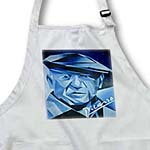 click on Blue Picasso - artist, blue, cubism, man, pablo picasso, picasso, signature to enlarge!