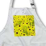 click on Yellow Black Eyed Susan Floral- Flowers- Art to enlarge!