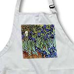click on Van Gogh Irises to enlarge!