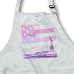 click on USA Flag Statue of Liberty- Patriotic Art to enlarge!