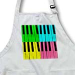 click on Fun Colors Piano Keys- Musical Art- Instruments to enlarge!
