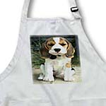 click on Cute Beagle Puppy Posing to enlarge!