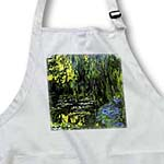 click on Monet Famous Painting Water Lillies n Weeping Willow to enlarge!