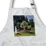 click on Monet - Woman In Garden to enlarge!
