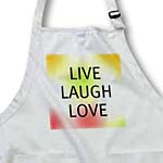 click on Pastel Live Laugh Love - Inspirational Art to enlarge!