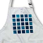 click on Time for Blue - Hearts and Squares - Lovable Art to enlarge!