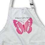 click on Embrace Beauty - Whimsical Art - Pink Butterfly to enlarge!