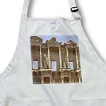 click on Library Columns - archaeology, architecture, celcus, ephesus, library facade, ruins, window to enlarge!