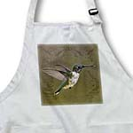 click on Angel Wings Hummingbird in Flight Art Image - Nature and Wildlife to enlarge!