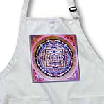 click on Mandala pattern ancient design in pinks,purples beautiful  to enlarge!
