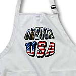 click on Oregon Picture State and USA Flag Text to enlarge!