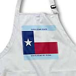 click on State Flag of Texas (PD-US) to enlarge!